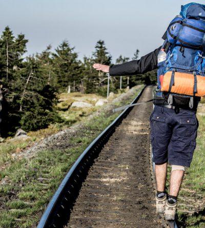 24 Stunden am Brocken - Wanderung im Harz
